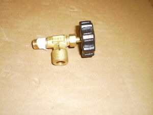 Svc Manual Brass Valve 3 8 Male 3 8 Female Threads Qty 5