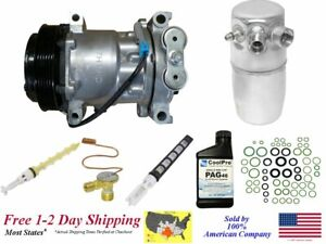New A C Ac Compressor Kit For 1996 1999 Chevy Tahoe