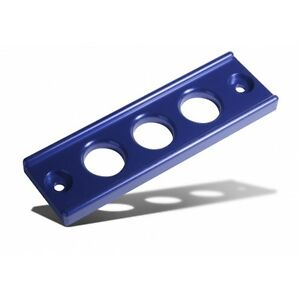Blox Racing Billet Battery Tie Down 92 00 Civic 94 01 Integra 00 09 S2000 Blue