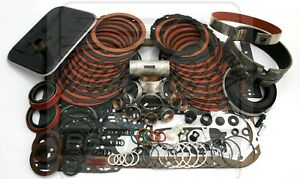 4l80e Alto High Performance Transmission Red Eagle Deluxe Rebuild Kit 1990 1996