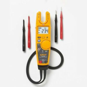Fluke T5 600 Voltage Continuity Current Tester 2 Year Fluke Warranty