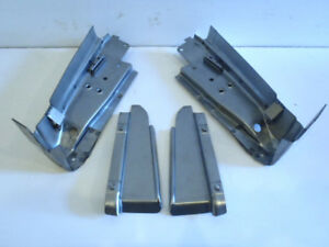 Ford Model A Subrail Extension And Floor Board Brace Set 1930 1931 A132exb