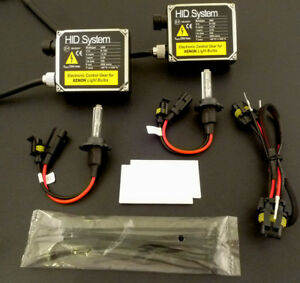 Xenon Hid Conversion Full Size Ss Kit H6m Atv 6k Off Road Rhino