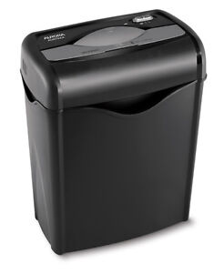 Au670xa Aurora 6 Sheet Cross cut Paper Credit Card Shredder Home Office Use