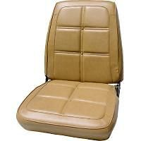 1969 Dodge Charger Seat Covers Legendary