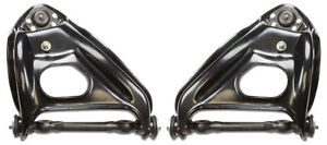 New Stock Upper Control Arms A Arms W Shafts Ball Joints 67 69 Camaro Nova