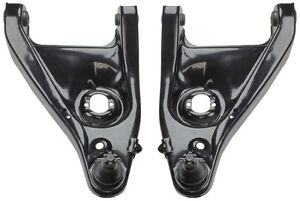 New Stock Lower Control Arms A Arms W Bushings Ball Joints 67 69 Camaro Nova