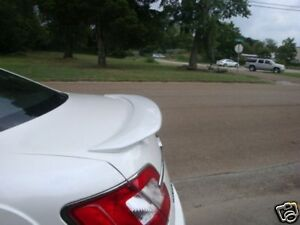 Painted Spoiler Wing Factory Style For Ford Taurus 2010 2012