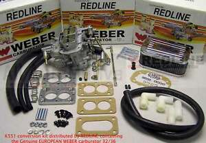 Jeep Cj7 Wrangler Cherokee W Mt K551 Weber Carburetor Kit