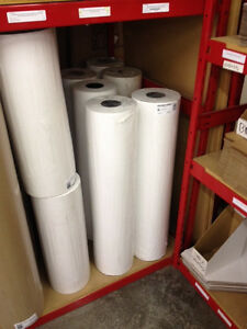 18 X 1 650 30 Shipping Wrapping Stuffing Packaging Paper Roll Newsprint Roll