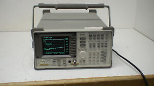 Hp agilent 8593e Spectrum Analyzer With Options 4 43 51 151 160