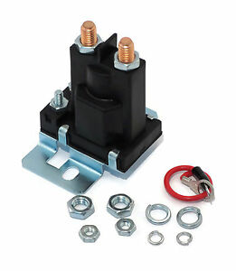 Relay Solenoid For Western 56131k For Buyers Sam 1306310 4 Post With Hardware