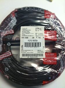 Totaline 20 Gauge 4 Wire Thermostat Cable New 250 Feet Roll P276 004250