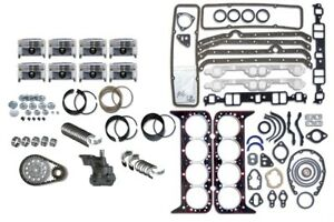 Fits Chevy 350 5 7 Car 90 92 Engine Rebuild Kit