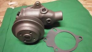 Water Pump 41 71 134l 134f Four Cylinder Engines Fits Willys Jeep