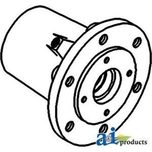 102718a Hub Front Wheel White Oliver Mpl Moline Tractor 550 66 660
