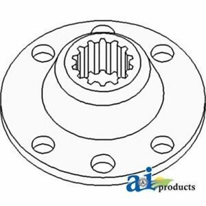 10a20744 Hub Flywheel Fits White Oliver Mpl Moline Tractor U302