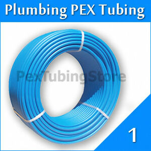 1 X 100ft Pex Tubing For Potable Water Free Shipping
