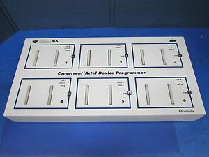 Bp Micro Actel Silicon 6x Concurrent Device Programmer Fp actel 6