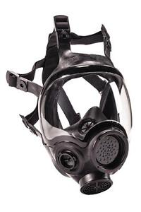 Msa 805408 Full Facepiece Advantage 1000 Rubber Respirator m