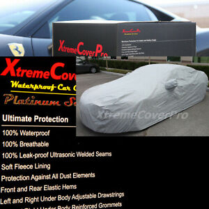 1999 2000 2001 Ford Mustang Convertible Waterproof Car Cover W mirrorpocket