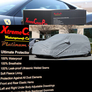 2001 2002 2003 2004 Mitsubishi Montero Sport Waterproof Car Cover W mirrorpocket