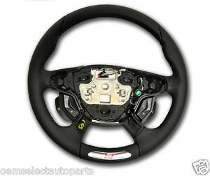 Oem New 2012 2013 Ford Focus St Logo Steering Wheel With Myford Touch Leather