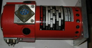 Servotron Scientific Atlanta 1hp Dc Motor 112916 180v Max Nos 6105 01 130 2112