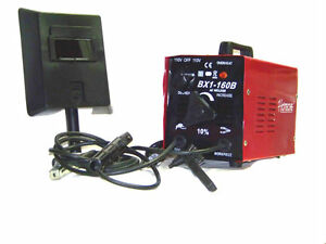 Arc Welder Machine Rod Welding 160amp 110 Volt Ac Tools Arc 160 Stick