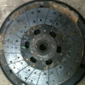 4020 John Deere Pressure Plate With Clucth Disc Synchro Item 82