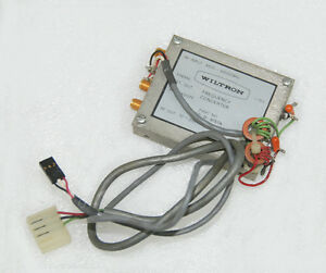 Wiltron 660 d 9157a Frequency Converter 10 2000 Mhz