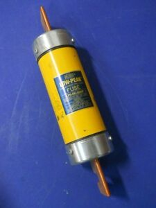 Bussman Lps rk 400sp Current Limiting Time Delay 600 Amps Or Less Fuse Nnb pzf