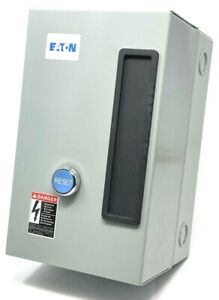 Eaton Magnetic Motor Starter 7 5 10 Hp 460 Volt Three Phase Air Compressor Parts