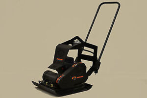 New Packer Brothers Pb184 Plate Compactor Tamper Electric 110 Volt