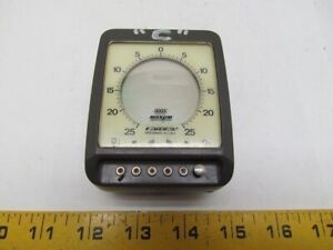 Federal Maxum Dei 72110 Digital Eletronic Indicator 0 0005