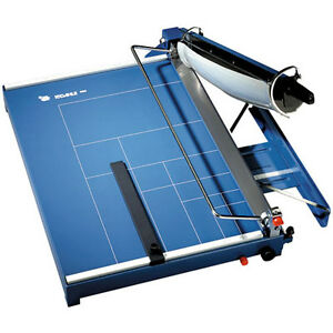New Dahle 569 Premium 27 5 Inch Heavy Duty Guillotine Cutter Free Shipping