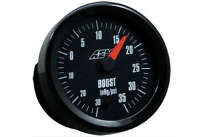 Aem Gauge Kit Analog Turbo Boost 30 To 35psi 30 5132