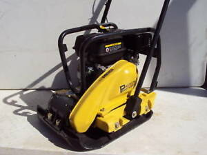New Packer Brothers Pb198 Plate Compactor Tamper 5 5ohv