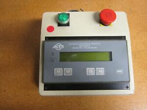 Automation Technologies Industries Controller Display Used