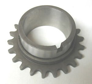 Whitney 299 Chain Feed Shaper Spindle Drive Shaft Sleeve Sprocket 26872 40