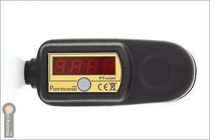 Digital Paint Coating Thickness Gauge Crash Car Tester Pt mini