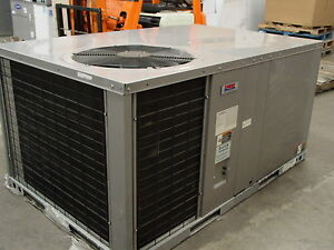 Icp 4 Ton Packaged Air Conditioner Unit 208 230v 1ph Heat Pump Phx348000k