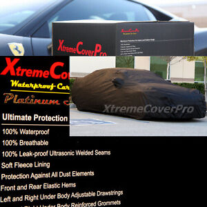 1994 1995 Ford Mustang Convertible Waterproof Car Cover W mirrorpocket