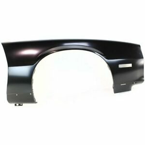 12504344 Gm1241117 New Fender Front Passenger Right Side Chevy Rh Hand Camaro