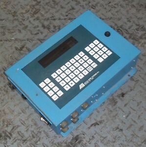 Accu sort Systems Operator Interface Control Panel 4800