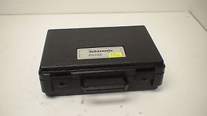 Tektronix P6248 1 7 Ghz Differential Probe And All Accessories Case