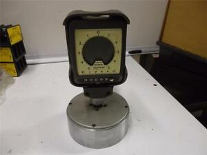 Federal Maxum Dei 14121d Digital Indicator Federal Emp 10602 Bore Gage Used