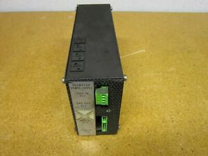 Deemstop Power Supply 110v In 24v Out Used