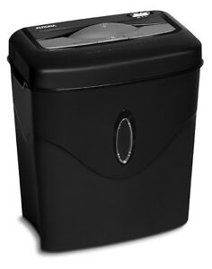 Au1050xe Aurora 10 Sheet Cross Cut Paper Credit Card Shredder