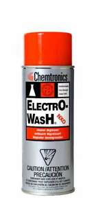Chemtronics Es1607 Electro wash Nxo Cleaner And Degreaser 12oz Aerosol Can